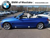 All-new BMW 440i xDrive Convertible equipped with M