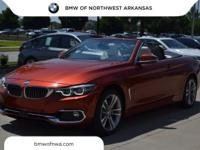2018 BMW 4 Series 440i xDrive 29/20 Highway/City MPG