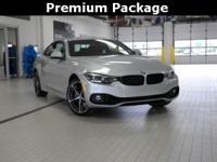 2018 BMW 4 Series 3.0L 6-Cylinder DOHC 24V Turbocharged