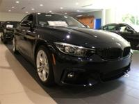 2018 BMW 4 Series 440i xDrive Gran Coupe Carbon Black