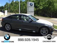 2018 BMW 4 Series 440i xDrive Gran Coupe Mineral Gray