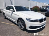 This 2018 BMW 5 Series 530e iPerformance is proudly