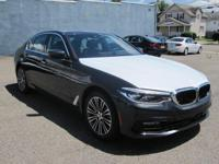 2018 BMW 530e xDrive iPerformance 2.0L 4-Cylinder,