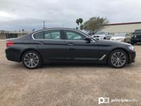 This 2018 BMW 5 Series 530i is proudly offered by BMW