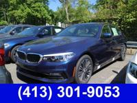 2018 BMW 5 Series 530i xDrive $6,185 off MSRP! AWD,