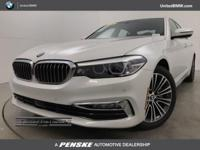 BMW EXECUTIVE DEMO, with all Safety features. JUST