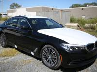 2018 BMW 5 Series 540i xDrive Comfort Access Keyless