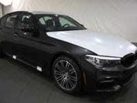 2018 BMW 5 Series 540i xDrive Active Park Distance