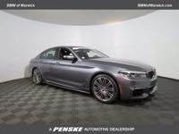 2018 BMW 5 Series M550i xDrive - This 2018 BMW 5 Series