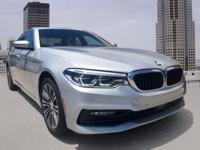 Recent Arrival! New Price! 540i **BMW Certified,