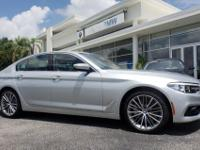FUEL EFFICIENT 30 MPG Hwy/21 MPG City! BMW Certified,