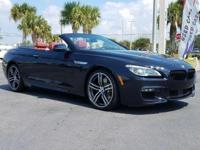 This 2018 BMW 6 Series 640i will sell fast! This 6