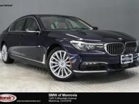 Options:  2018 Bmw 7 Series 740I|Blue/Beige|V6 3.0 L