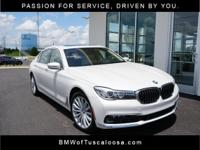 BMW of Tuscaloosa presents this all new 2018 BMW 740i