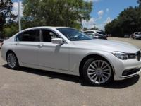 2018 BMW 7 Series 740i 29/21 Highway/City MPG  Options: