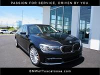 BMW of Tuscaloosa presents this 2018 BMW 740i Sedan in