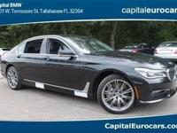 2018 BMW 7 Series 750i  Options:  Multi-Contour