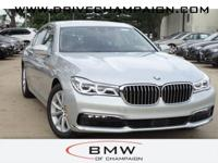 Recent Arrival! TEXT US A OR CALL US A, AWD. 2018 BMW 7