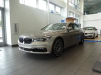 2018 BMW 7 Series 750i xDrive 750i xDrive, AWD,