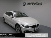 BMW Certified, CARFAX 1-Owner, LOW MILES - 3,577! FUEL