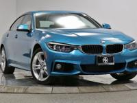 **2018 BMW 430i X Drive Gran Coupe With X Drive All