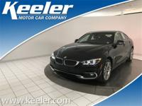CARFAX One-Owner. 2018 BMW 4 Series Keeler Rewards