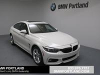 430i xDrive trim. BMW Certified, Excellent Condition,