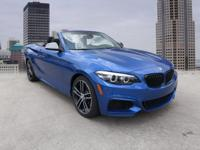 New Price! M240i CARFAX One-Owner. **BMW Certified,
