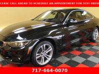 STUNNING 2018 BMW 430i xDRIVE AWD 2.0L TWIN TURBO 248HP
