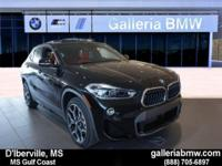 Impossible to find! Beautiful 2018 BMW X2 with less