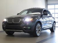 2018 BMW X4 EXECUTIVE DEMO!! LOADED WITH PREMIUM