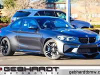 For sale now! BMW M2! Mineral Grey 2018 BMW M2 RWD