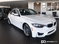 This 2018 BMW M3 is proudly offered by BMW of Corpus