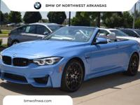 2018 BMW M4  Options:  Heated Front Seats|Extended