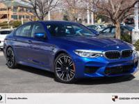 The All-New 2018 BMW M5 Sedan!   The Quintessential