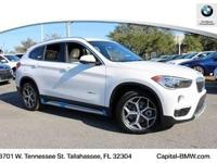 2018 BMW X1 sDrive28i 32/23 Highway/City MPG  Options: