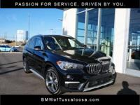 BMW of Tuscaloosa presents this 2018 BMW X1 sDrive28i