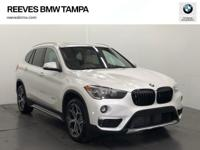 BMW Certified, LOW MILES - 4,130! Nav System, Moonroof,