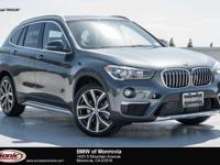 Options:  2018 Bmw X1 Sdrive28i|Mineral Gray