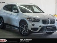 Options:  2018 Bmw X1 Sdrive28i|White/Black|V4 2.0 L