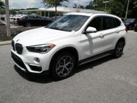 This 2018 BMW X1 sDrive28i will sell fast! This X1 has