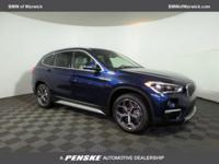 2018 BMW X1 xDrive28i Advanced Real-Time Traffic