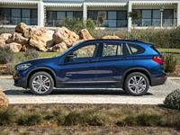 This 2018 BMW X1 comes with AWD/all-wheel drive, black
