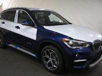 2018 BMW X1 xDrive28i Active Driving Assistant,