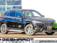 Gebhardt BMW means business! SUV buying made easy!