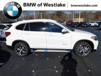 BMW X1 xDrive28i equipped with xLine, 18 Y-spoke Alloy