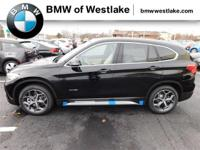 BMW X1 xDrive28i equipped with xLine, Conveneince