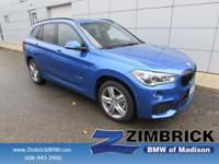 Options:  2018 Bmw X1 Xdrive28i Sports Activity