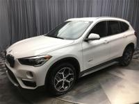 Alpine White 2018 BMW X1 xDrive28i AWD Steptronic 2.0L