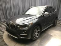 Mineral Gray Metallic 2018 BMW X1 xDrive28i AWD